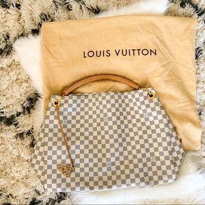 Louis Vuitton Artsy GM Damier Azur